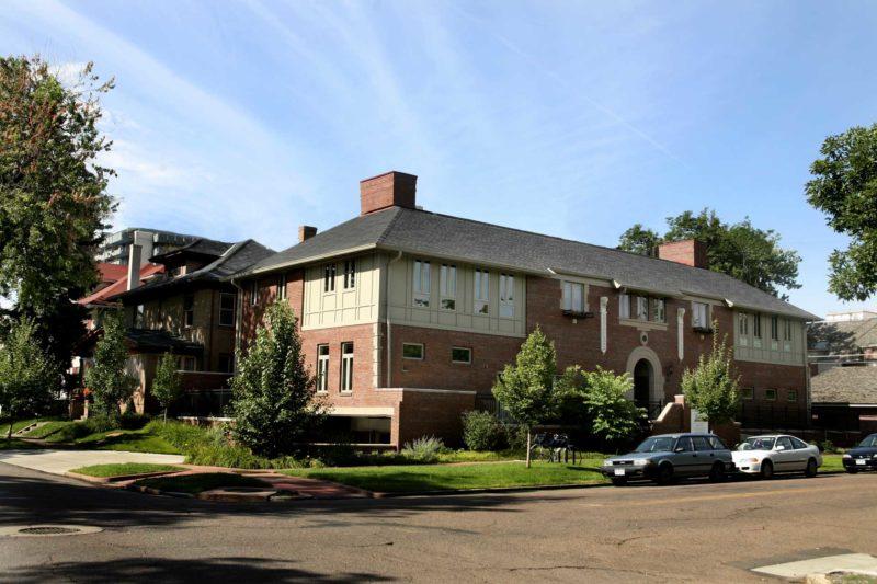 Commercial remodel Capitol Hill Historic district in Denver